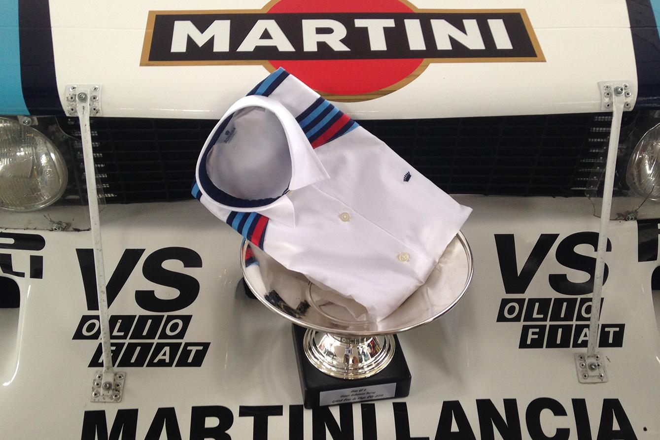 Mugello, Sonrisa Partner Martini Racing